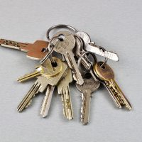 First Time Buyers House Keys