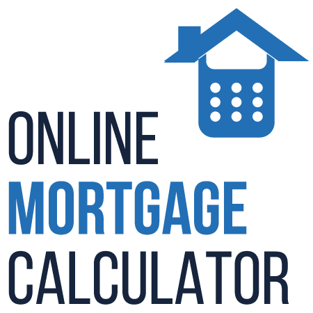 Square Coloured Online Mortgage Logo